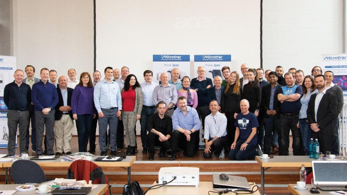 Международная встреча дистрибьюторов Microtrac